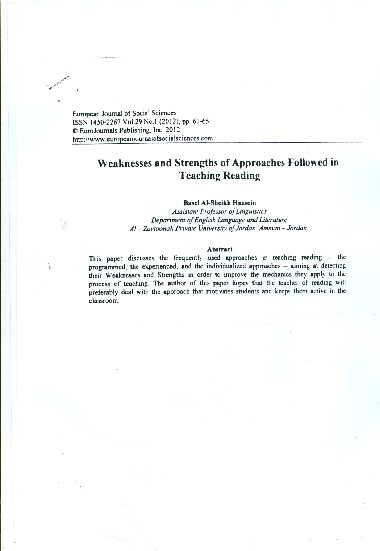 strengths of structuralism